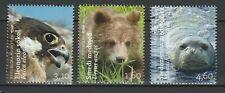 Croatia 2011 Fauna Animals Birds 3 MNH stamps