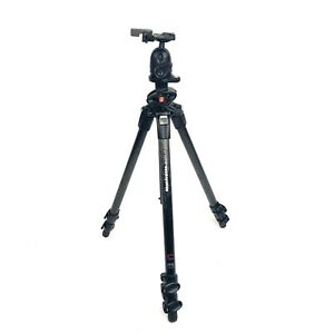 Manfrotto Tripod 190CXpro3 Manfrotto Quick Release Camera Clamp Telescoping