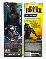 "MARVEL Black Panther 12"" Action Figure Titan Hero Series *New*"
