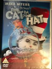 The Cat in the Hat DVD (2006) Mike Myers, Welch (DIR) cert PG Quality guaranteed