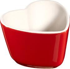 Staub ceramica 6 SET XS MINI PIROTTINI RAMEKIN Ciotola da dessert Rosso ciliegia
