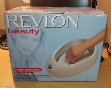 Revlon Beauty Moisture Stay Paraffin Wax Bath with 6 pounds of Rain Scented Wax