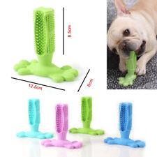 Зубная щетка для собак питомцев чистки палочка для чистки зубов, жевательная игрушка для питомца собак уход за полостью рта