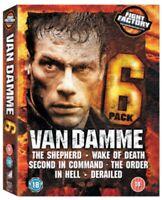 Furgoneta Damme 6 Pack - The Shepherd / Wake Of Muerte / Segunda en Command / el