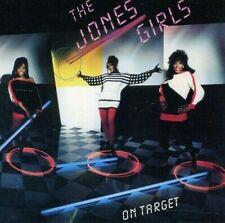 on Target The Jones Girls 886979321427 CD