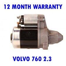 VOLVO 760 2.3 1984 1985 1986 1987 - 1992 REMANUFACTURED STARTER MOTOR