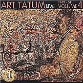 Art Tatum : Live Vol. 4 - 1949 - 1951 CD (2003) ***NEW*** FREE Shipping, Save £s