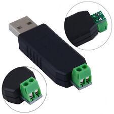 Adaptador bus convertidor Interfaz USB RS-485 Modbus Raspberry Pi