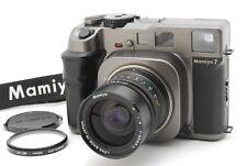 【Near Mint+++】Mamiya 7 Medium Format Camera with 65mm f4 L Lens from Japan 600