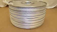 "5/8"" x 500'  1800# tensile polyester detectable pull tape, mule tape, webbing"
