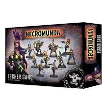 Escher Gang - Necromunda - 10x Citadel Figures - Factory Sealed - Free Shipping