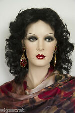 Big Loose Curls and Layers 17 in Long Blonde Brunette Red Wavy Wigs