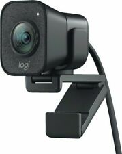 Logitech StreamCam Plus Webcam - Graphite - Brand New - Full HD - In Hand