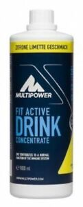 Fit Active Drink Concentrate Multipower 3 x 1000 ml Eur 14,95/1000ml