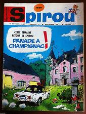(A)SPIROU N°1539 avec le mini-récit, avec le supplément Belge Document
