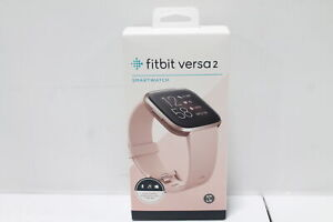 Fitbit Versa2 Health & Fitness Smartwatch & Heart Rate - Petal/Copper Rose