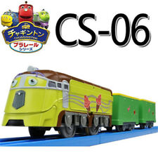 Brand New Takara Tomy Chuggington Plarail CS-06 Frostini Toy Electric Train