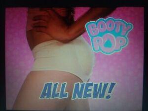 Booty Pop Bigger Butt Shapewear  Padded Unisex Trans Undies Panties size XL