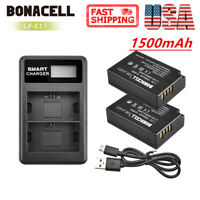 Canon LP-E17 Battery Or Charger for EOS 77D M6 M5 M3 T7i T6i T6s SL2 Cameras TP