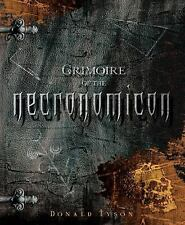 Grimoire of The Necronomicon by Donald Tyson Paperback