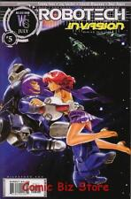 ROBOTECH INVASION #5 (2004) BAGGED & BOARDED WILDSTORM COMICS
