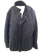 Mens genuine Barbour jacket XL