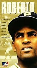 1993 ROBERTO CLEMENTE VHS NEW FACTORY SEALED