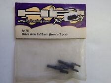 HPI Racing - DRIVE AXLE 5X32MM (FRONT) (2 PCS) - Model A175 - Box 2