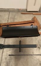 Snow plow - 42� - Sears - Steel - Tractor Attachment