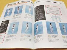 The Textbook of Taekwondo Poomsae (Korean/English technical guide book with Dvd)