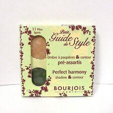 Bourjois Petit Guide De Style Eyeshadow 11 Miss Spirit 0.05 + 0.04 oz