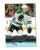 2014-15 UPPER DECK #476 JOHN KLINGBERG YG RC UD YOUNG GUNS ROOKIE STARS