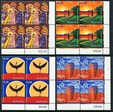 1997 The Dreamings - MUH Bottom Right Corner Blocks