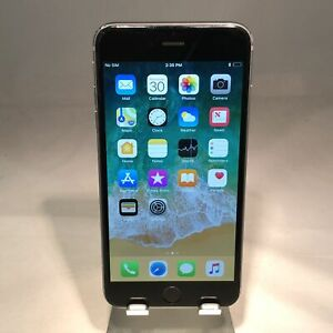 Apple iPhone 6 Plus 16GB Space Gray Verizon Unlocked Fair Condition