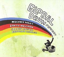 Global Drum Project [Digipak] by Mickey Hart/Zakir Hussain (CD) PROMO