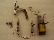 Dracula Stern Pinball Machine Playfield Left Sling Shot Mechanism & Switches!