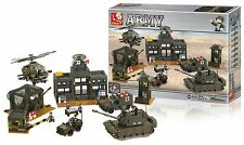 Sluban Building Blocks Esercito SERIE Headquarter