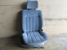 Beifahrersitz Textil VW Passat 35i 2,8 VR6 Variant grau Sitz Fahrer Ausstattung