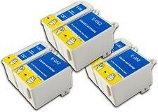 6 T0501/20 non-OEM Ink Cartridge For Epson Stylus Colour 600Q 640 660 670