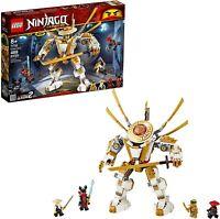 Lego Ninjago Golden Mech (71702) Building Kit 489 Pcs