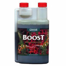 CANNA BOOST ACCELERATOR 1L - HYDROPONICS BLOOM/FLOWER NUTRIENTS LITRE