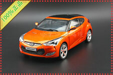 1:18 Hyundai Veloster 2011 Die Cast Model