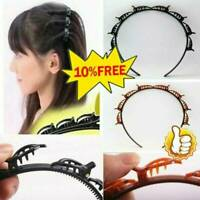 1/2PCS Double Bangs Hairstyle Hairpin Hair Accessories for Women Girls