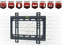 Wall Mount TV Bracket Slim 17 22 24 28 32 34 37 40 42 LCD LED PLASMA SONY LG