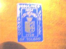 URSULINES DIAMOND JUBILEE OF TOLEDO, B.O.B., 1929, UNUSED STAMP.