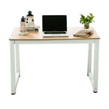 New Wood Computer Table Home Study Desk Office Furniture PC Laptop Workstation