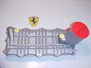 Ferrari 458 Engine Oil Water Cooler Exchanger_267810_Spider_Challenge_Speciale