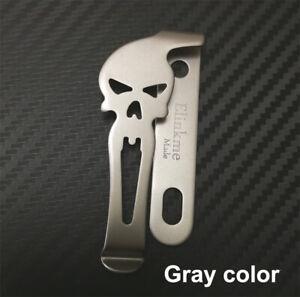 29mm*68mm Clip Metal Spring Belt clip Holster clip Sheath Clip