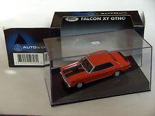 AutoArt BIANTE 1/43 Ford XY Falcon GTHO Phase 3 351GT V8 Granada-Rot OVP 52707