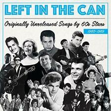 Left In The Can (Originally Unreleased Songs By 60s Stars 1960-1969) -  (NEW CD)